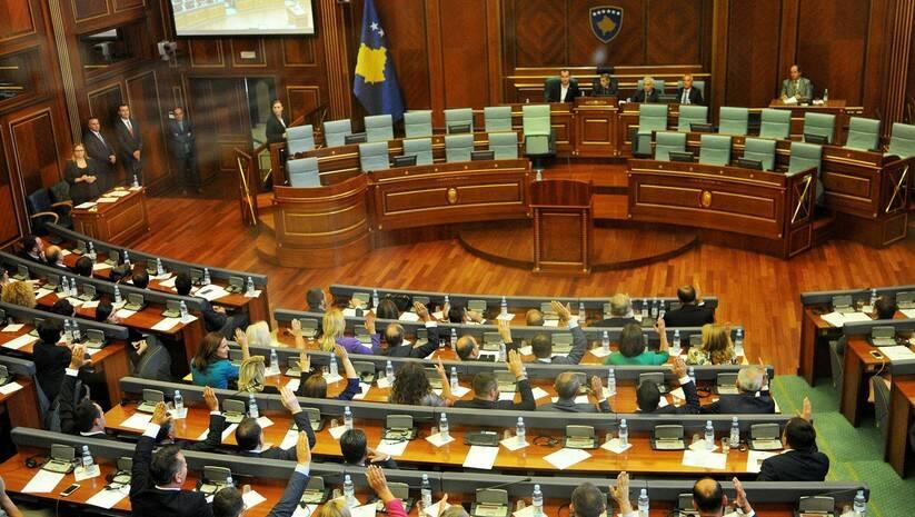 BETAPHOTO/ARMENIJA ZAJMI BESEVIC/DS: Skupština Kosova