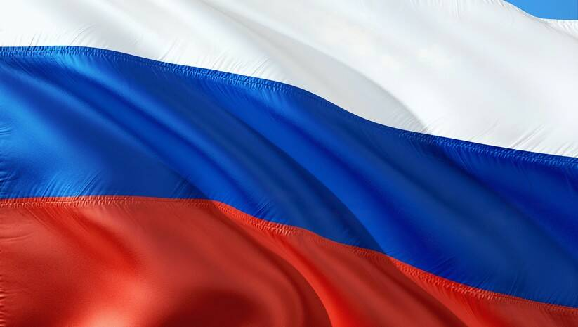 Pixabay: Rusija, zastava