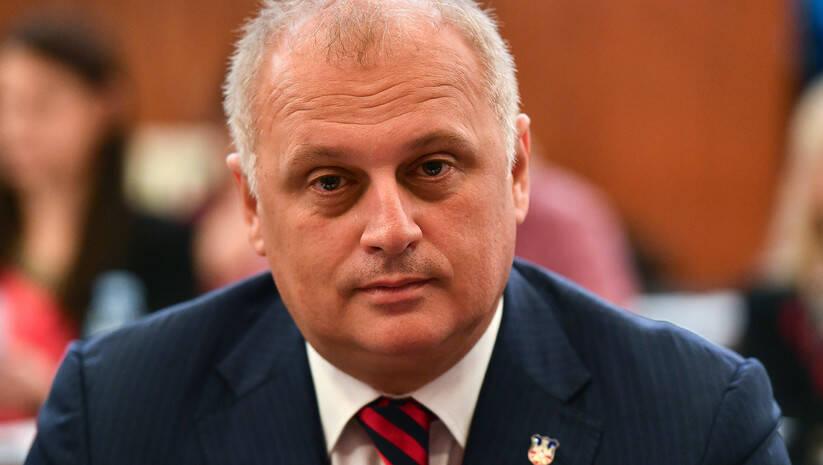 Goran Vesic. Foto: Srđan Ilić