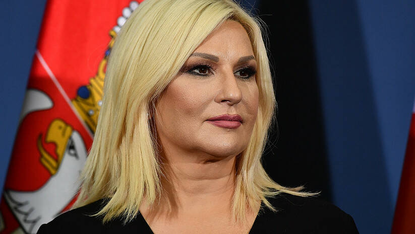 Srđan Ilić: Zorana Mihajlović