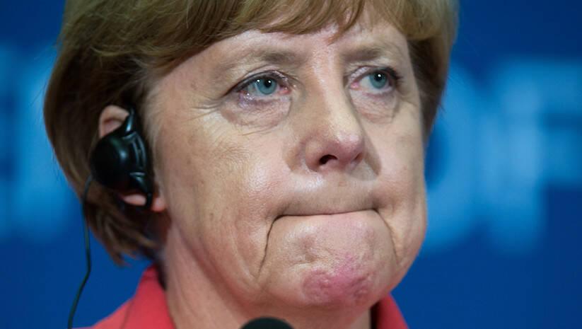 Srđan Ilić: Angela Merkel