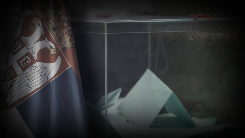 Izbori u Srbiji, ilustracija