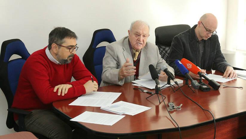 BETAPHOTO/MILAN OBRADOVIC/MO: Transparentnost Srbija