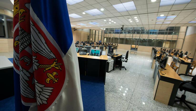 Sudnica Specijalnog suda Foto: Srđan Ilić