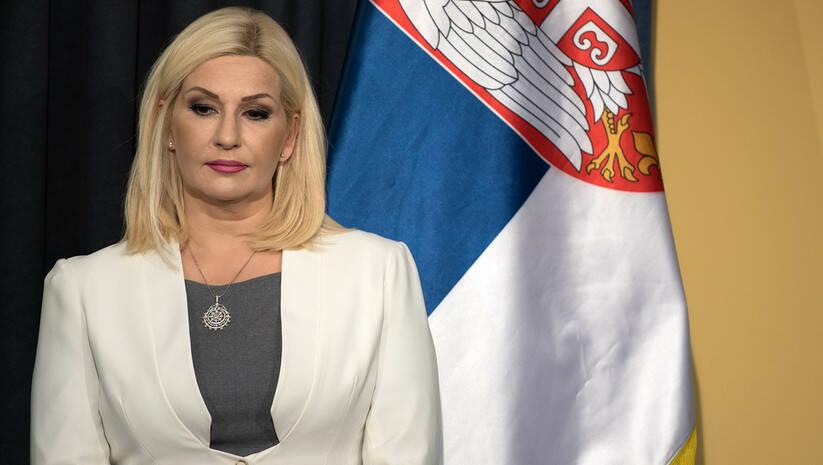 Zorana Mihajlović  Foto: Srđan Ilić