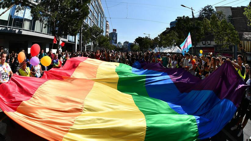 Image result for parada ponosa beograd 2018