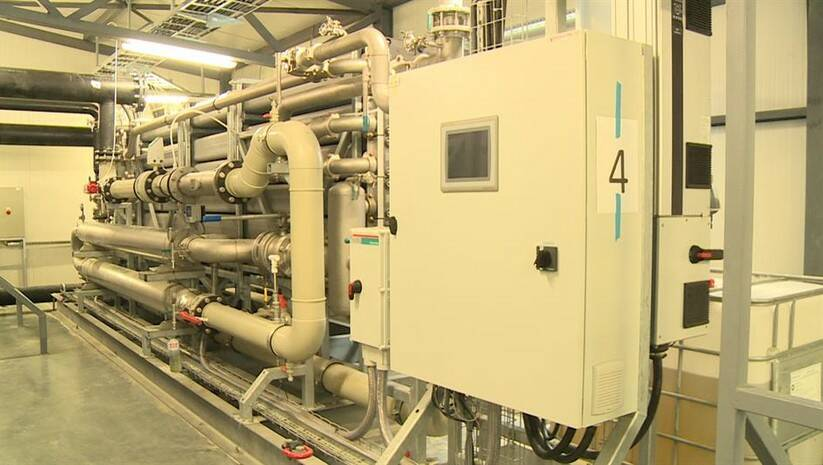 N1: Fabrika vode u Zrenjaninu