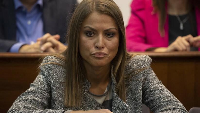 Srđan Ilić: Dijana Hrkalović