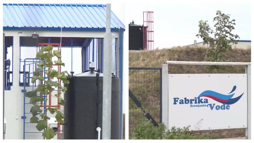 N1: Fabrika vode Zrenjanin