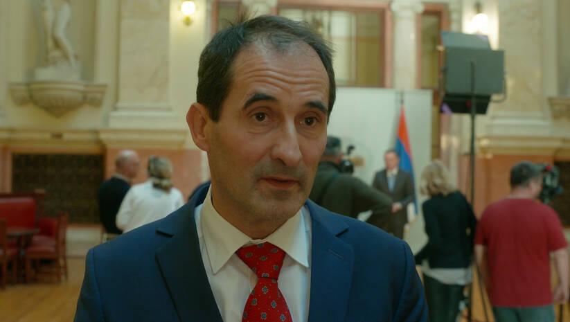 Direktor Sekretarijata Energetske zajednice Janez Kopač / Foto: Insajder