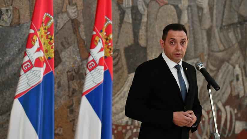 Aleksandar Vulin / Foto: Srđan Ilić