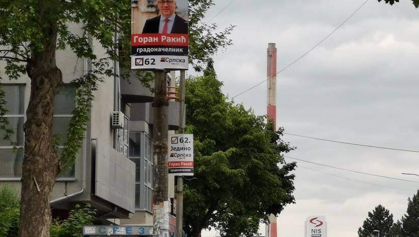 Srpska lista Foto:Kossev