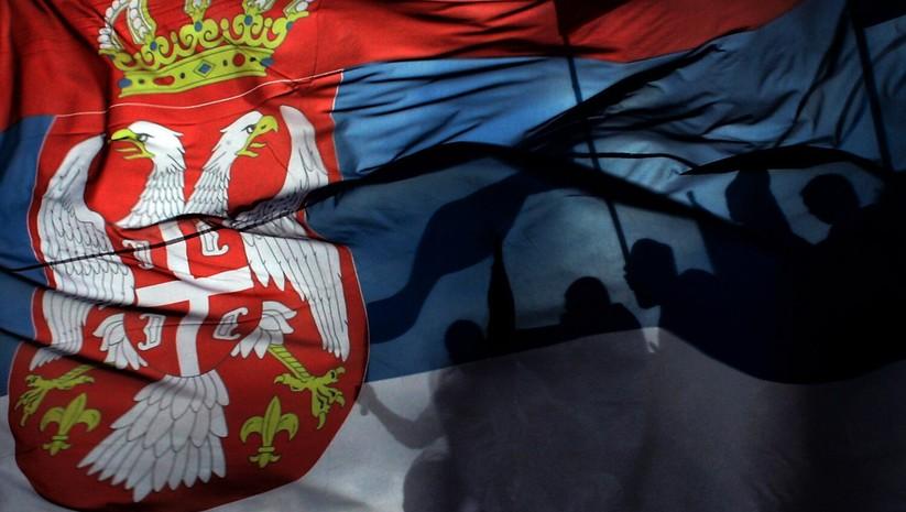 Zastava Srbije, ilustracija / Foto: Srđan Ilić