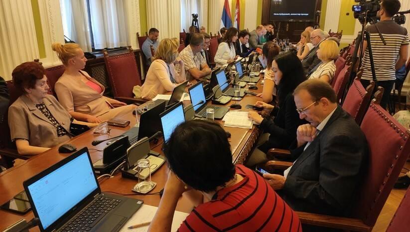 Odbor za ustavna pitanja i zakonodavstvo / Foto: Insajder