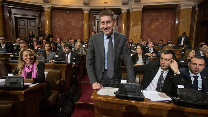 Aleksandar Martinovic. Foto: Srđan Ilić
