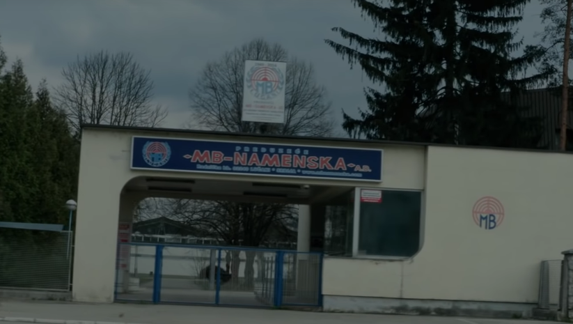 Insajder: Fabrika Namenska