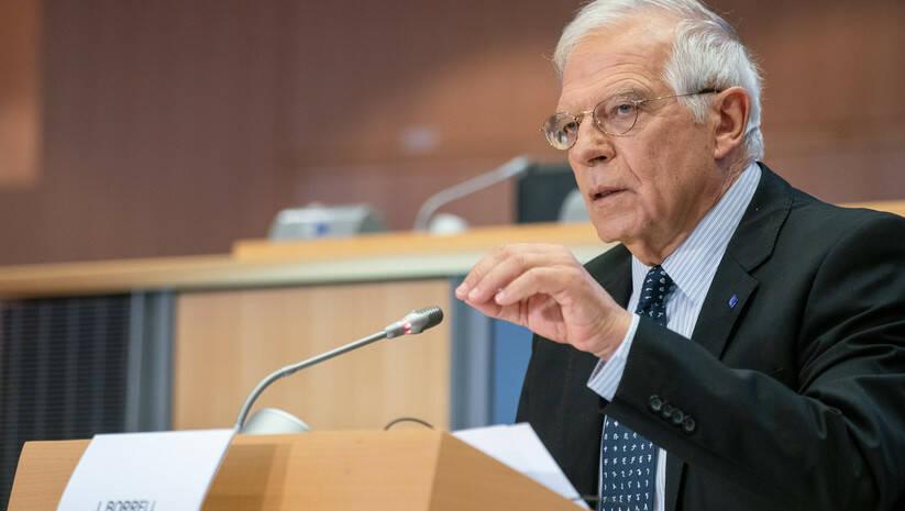 Žosep Borel Foto: Pietro Naj-Oleari/http://www.europarl.europa.eu