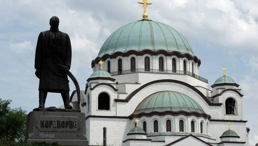 Hram Svetog Save / Foto: Srđan Ilić