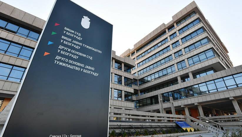 Više javno tužilaštvo, Palata pravde Foto: Srđan Ilić