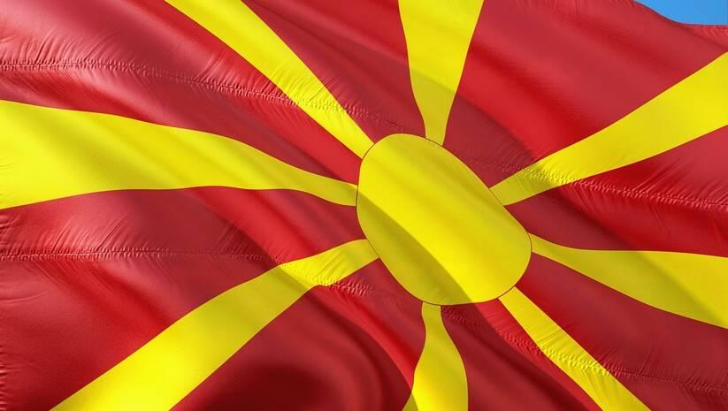 Zastava Severne Makedonije