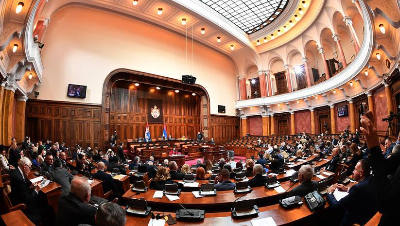 Skupština Srbije / Foto: Srđan Ilić
