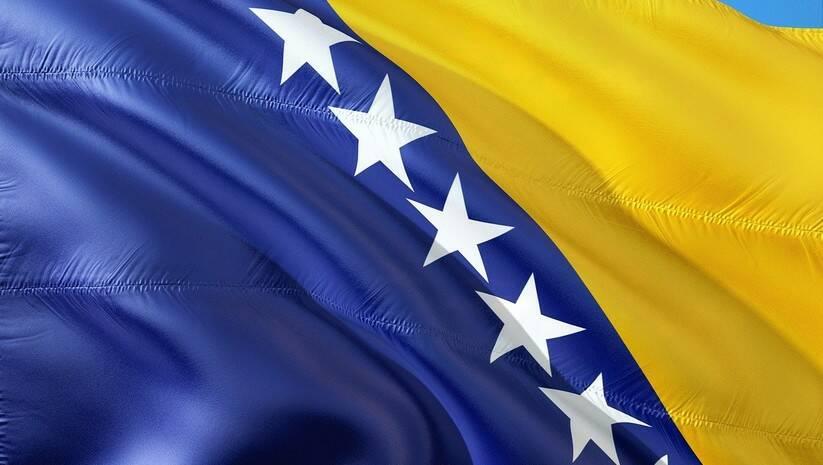 Zastava BiH / Foto: Pixabay