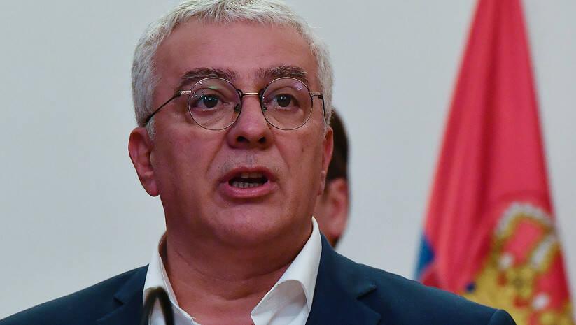 Andrija Mandić Foto: Srđan Ilić