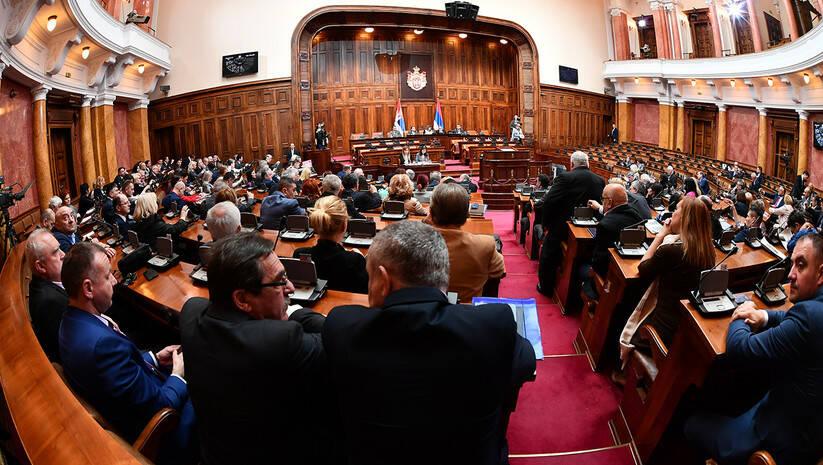 Skupština Srbije Foto: Srđan Ilić