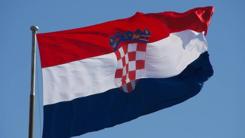 Pixabay: Hrvatska zastava