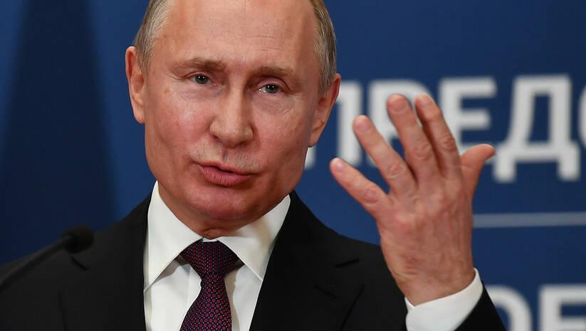 Vladimir Putin Foto: Srđan Ilić