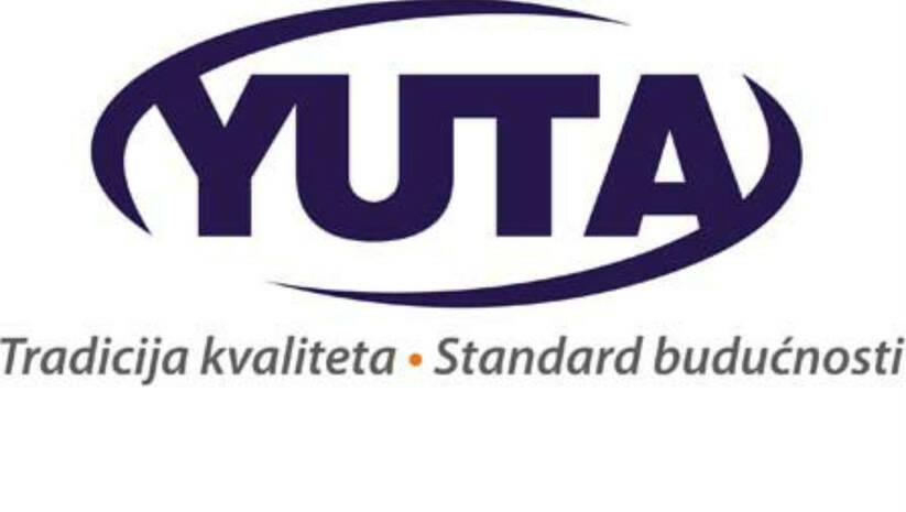 Yuta, logo