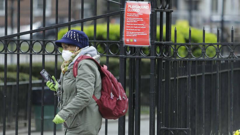 Njujork je trenutno žarište zaraze koronavirusom u SAD Foto: AP Photo/Frank Franklin II/Betaphoto