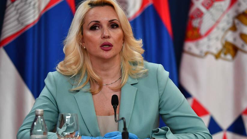 Darija Kisić Tepavčević Foto: Srđan Ilić
