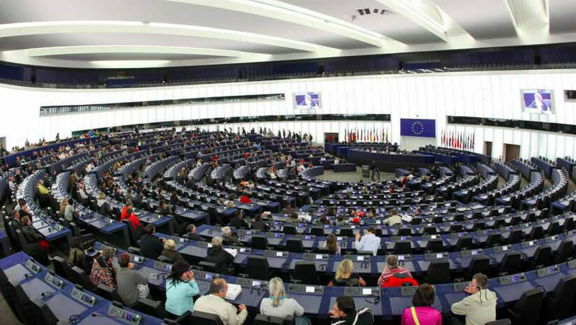 Evropski parlament Foto: Wikipedia