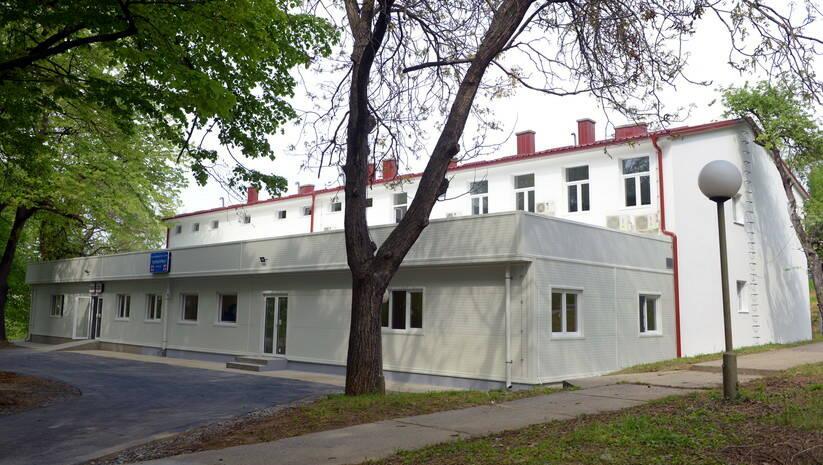 Nova bolnica, VMC Karaburma; FOTO: Ministarstvo odbrane
