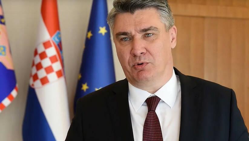 Zoran MIlanović Foto:predsjednik.hr