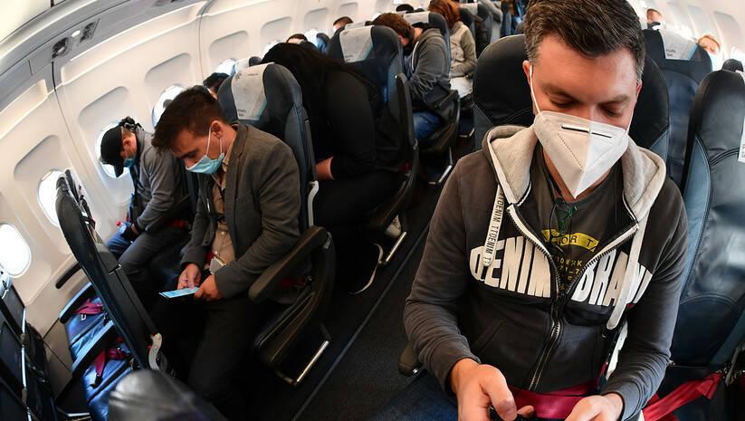 Obnovljeni letovi nakon dva meseca prekida zbog koronavirusa Foto: Srđan Ilić