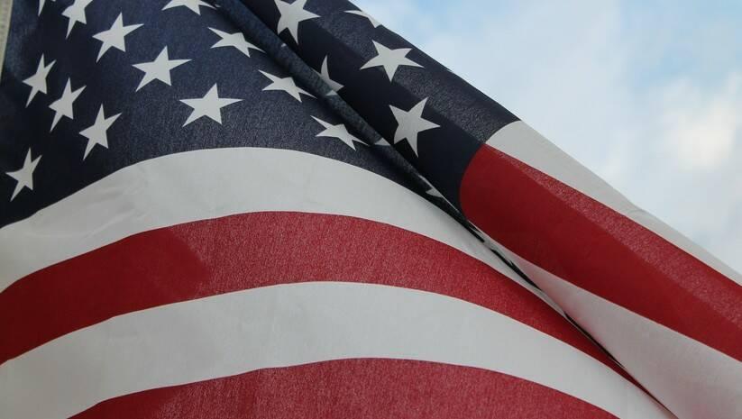Zastava SAD Foto: Pixabay