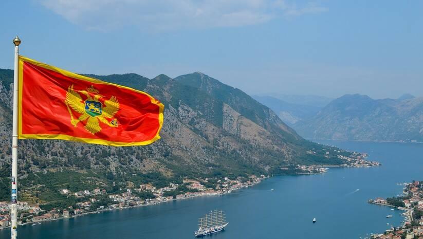 Pixabay: Crna Gora, zastava