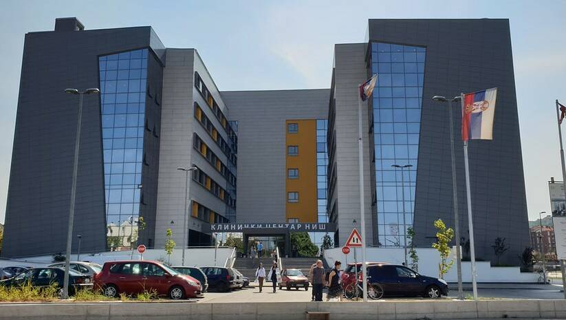 Nova zgrada KC Niš / Foto: kcnis.rs