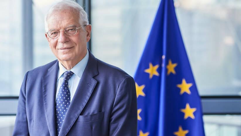 Žozep Borel / Foto: ec.europa.eu