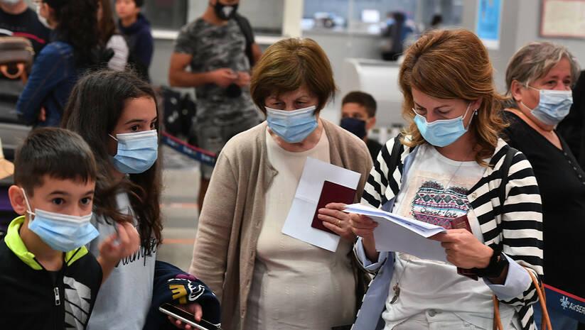 Ponovo uspostavljen avio-saobraćaj između Beograda i Podgorice nakon prekida zbog koronavirusa Foto: Srđan Ilić