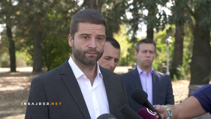 Vuk Vučić, Ujedinjeni protiv kovida / Foto: Insajder