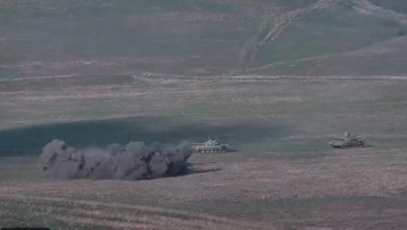 Sukob u Nagorno-Karabahu, Foto: Ministarstvo odbrane Jermenije/PrintScreen