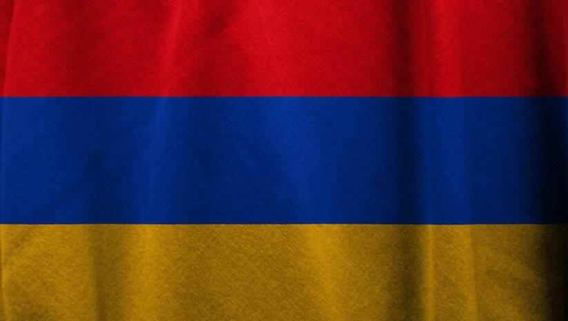 Zastava Jermenije / Foto: Pixabay