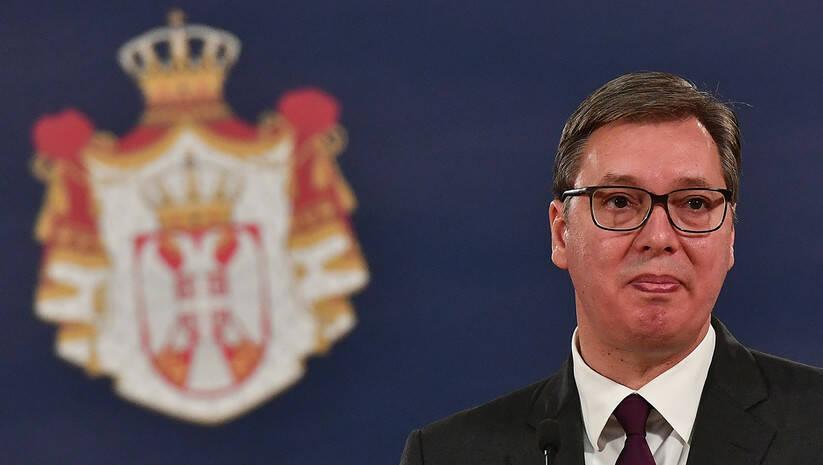 Aleksandar Vučić Foto: Srđan Ilić