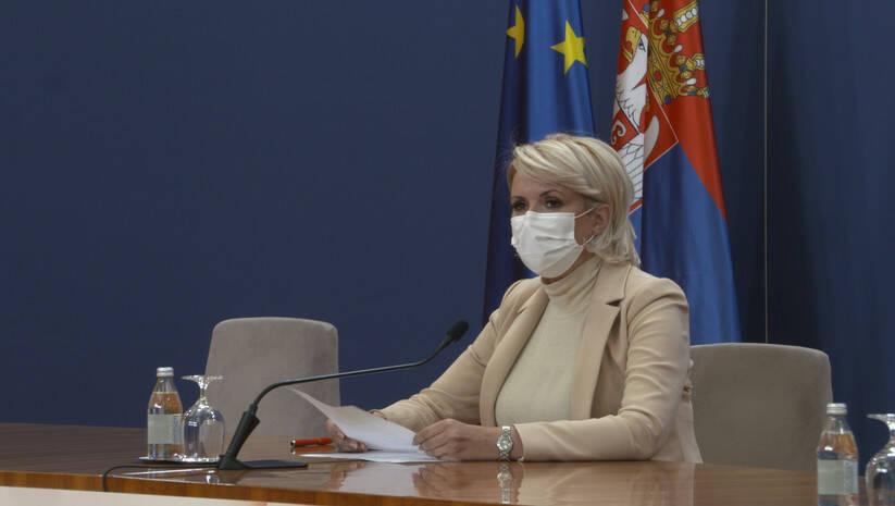 Darija Kisić Tepavčević Foto: Insajder