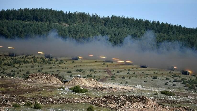 mod.gov.rs: Združena taktička vežba sa bojevim gađanjem Vojske Srbije