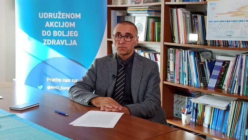 Marijan Ivanuša Foto: Aleksandar Krstić