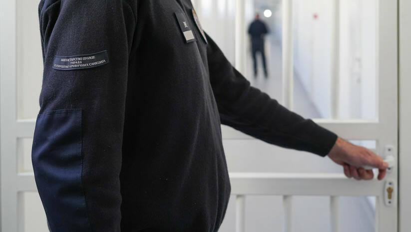 Zatvor, KPZ Pančevo Foto:  Ministarstvo pravde